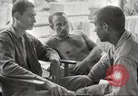Image of American prisoners of war Philippines, 1945, second 35 stock footage video 65675062342