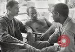 Image of American prisoners of war Philippines, 1945, second 37 stock footage video 65675062342