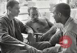 Image of American prisoners of war Philippines, 1945, second 39 stock footage video 65675062342