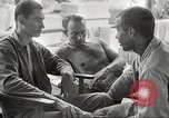 Image of American prisoners of war Philippines, 1945, second 40 stock footage video 65675062342