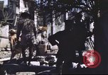 Image of Allied troops Intramuros Manila, 1945, second 7 stock footage video 65675062345