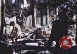 Image of Allied troops Intramuros Manila, 1945, second 13 stock footage video 65675062345
