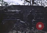 Image of Allied troops Intramuros Manila, 1945, second 45 stock footage video 65675062345