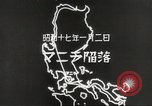 Image of Japanese positions Philippines, 1942, second 54 stock footage video 65675062352