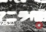 Image of Japanese positions Philippines, 1942, second 57 stock footage video 65675062352