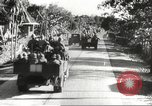 Image of Japanese troops Philippines, 1942, second 23 stock footage video 65675062356