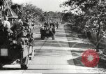 Image of Japanese troops Philippines, 1942, second 37 stock footage video 65675062356