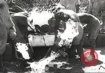Image of Japanese air operations at Clark Field Philippines, 1942, second 8 stock footage video 65675062361