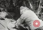 Image of Japanese air operations at Clark Field Philippines, 1942, second 14 stock footage video 65675062361