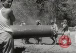 Image of Japanese air operations at Clark Field Philippines, 1942, second 30 stock footage video 65675062361