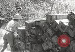 Image of Japanese soldiers Philippines, 1942, second 7 stock footage video 65675062364