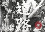 Image of Japanese soldiers Philippines, 1942, second 27 stock footage video 65675062364