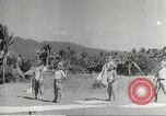 Image of Japanese soldiers Bataan Luzon Philippines, 1942, second 19 stock footage video 65675062366