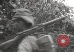 Image of Japanese Infantry marching into Philippines Philippines, 1942, second 10 stock footage video 65675062373