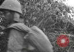 Image of Japanese Infantry marching into Philippines Philippines, 1942, second 11 stock footage video 65675062373