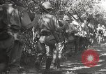 Image of Japanese Infantry marching into Philippines Philippines, 1942, second 25 stock footage video 65675062373