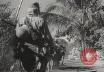 Image of Japanese Infantry marching into Philippines Philippines, 1942, second 50 stock footage video 65675062373
