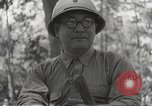 Image of Japanese soldiers Philippines, 1942, second 27 stock footage video 65675062376