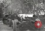 Image of American military equipment captured by Japanese in Philippines Philippines, 1942, second 3 stock footage video 65675062378