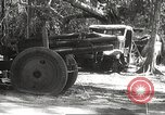 Image of American military equipment captured by Japanese in Philippines Philippines, 1942, second 6 stock footage video 65675062378