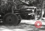 Image of American military equipment captured by Japanese in Philippines Philippines, 1942, second 7 stock footage video 65675062378