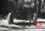 Image of American military equipment captured by Japanese in Philippines Philippines, 1942, second 10 stock footage video 65675062378