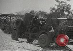 Image of American military equipment captured by Japanese in Philippines Philippines, 1942, second 13 stock footage video 65675062378