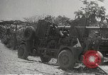 Image of American military equipment captured by Japanese in Philippines Philippines, 1942, second 14 stock footage video 65675062378