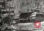 Image of American military equipment captured by Japanese in Philippines Philippines, 1942, second 15 stock footage video 65675062378