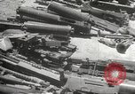 Image of American military equipment captured by Japanese in Philippines Philippines, 1942, second 44 stock footage video 65675062378