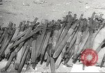 Image of American military equipment captured by Japanese in Philippines Philippines, 1942, second 49 stock footage video 65675062378