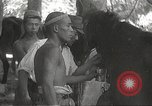 Image of Japanese soldiers Philippines, 1942, second 55 stock footage video 65675062385