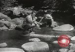 Image of Japanese officials Philippines, 1942, second 46 stock footage video 65675062386