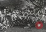 Image of Japanese infantrymen Bataan Luzon Philippines, 1942, second 31 stock footage video 65675062389