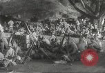 Image of Japanese infantrymen Bataan Luzon Philippines, 1942, second 32 stock footage video 65675062389