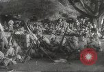 Image of Japanese infantrymen Bataan Luzon Philippines, 1942, second 33 stock footage video 65675062389