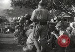 Image of Japanese infantrymen Bataan Luzon Philippines, 1942, second 34 stock footage video 65675062389