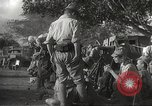 Image of Japanese infantrymen Bataan Luzon Philippines, 1942, second 35 stock footage video 65675062389