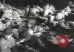 Image of Japanese infantrymen Bataan Luzon Philippines, 1942, second 39 stock footage video 65675062389