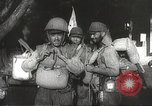 Image of Japanese infantrymen Bataan Luzon Philippines, 1942, second 43 stock footage video 65675062389