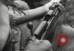 Image of Japanese infantrymen Bataan Luzon Philippines, 1942, second 52 stock footage video 65675062389
