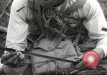 Image of Japanese infantrymen Bataan Luzon Philippines, 1942, second 58 stock footage video 65675062389
