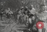 Image of Japanese soldier Philippines, 1942, second 49 stock footage video 65675062392