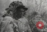Image of Japanese soldier Philippines, 1942, second 52 stock footage video 65675062392