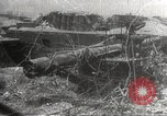 Image of war damage Philippines, 1942, second 36 stock footage video 65675062394