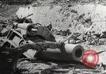 Image of war damage Philippines, 1942, second 49 stock footage video 65675062394