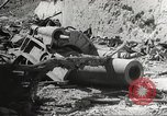 Image of war damage Philippines, 1942, second 50 stock footage video 65675062394