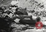 Image of war damage Philippines, 1942, second 51 stock footage video 65675062394