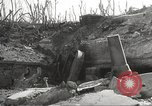Image of war damage Philippines, 1942, second 52 stock footage video 65675062394