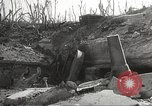 Image of war damage Philippines, 1942, second 53 stock footage video 65675062394